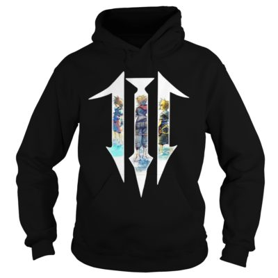 Kingdom Hearts 3 shirt, hoodie, long sleeve shirt - g 400x400