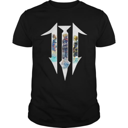 Kingdom Hearts 3 shirt, hoodie, long sleeve shirt - gg 2 510x510