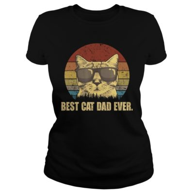 Best cat dad ever shirt, hoodie shirt - Best cat dad ever shirtv 400x400