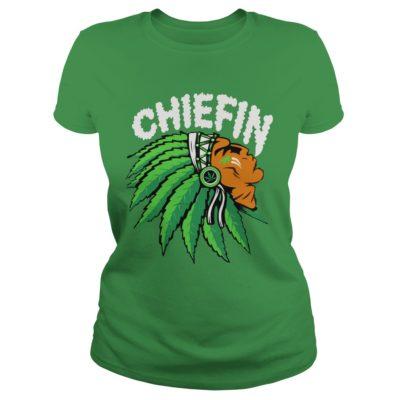 Chiefin weed smoking Indian shirt, hoodie shirt - Chiefin shirtv 400x400