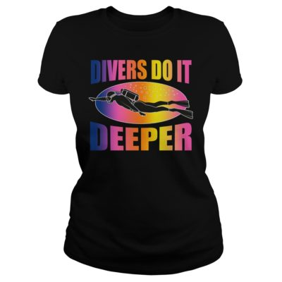 Divers do it Deeper shirt, hoodie shirt - Divers do it Deeper shirtv 400x400