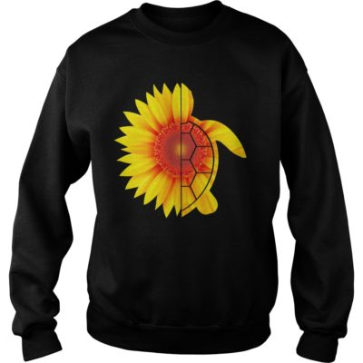 Sunflower turtles shirt, hoodie shirt - sunflower turrles shi 400x400