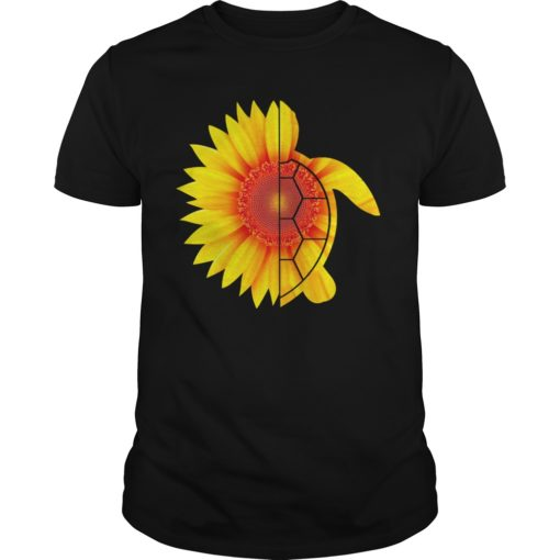 Sunflower turtles shirt, hoodie shirt - sunflower turrles shirt 510x510
