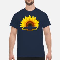 Sunflowers Chevrolet shirt, hoodie shirt - sunflowers chevrolet shirt men s t shirt navy blue front 1 247x247