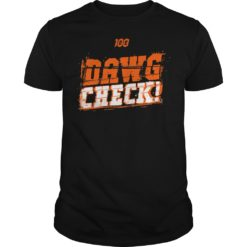 100 Dawg Check shirt, hoodie shirt - 100 Dawg Check shirtv 247x247