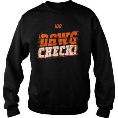 100 Dawg Check shirt, hoodie shirt - 100 Dawg Check shirtvvvv 400x400