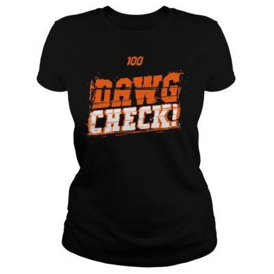 100 Dawg Check shirt, hoodie shirt - 100 Dawg Check v 400x400