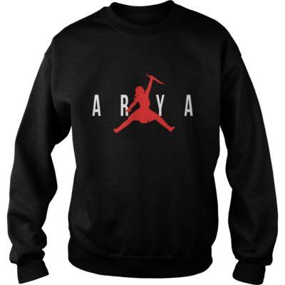 Arya Air shirt, hoodie, long sleeve shirt - Arya Ai shir 400x400