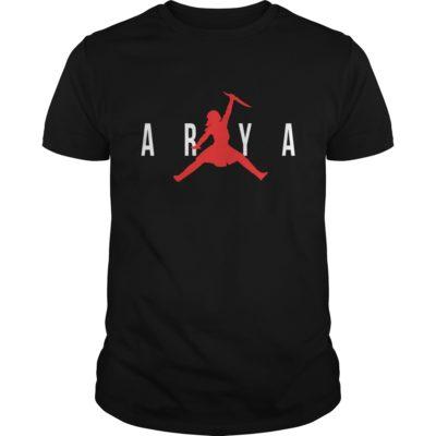 Arya Air shirt, hoodie, long sleeve shirt - Arya Ai shirt 400x400