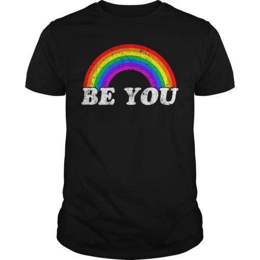 Gay Pride Be you shirt, hoodie shirt - Be you shirt 510x510