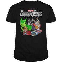 French Corgi Corgivengers shirt, hoodie shirt - Corgicorgivengers shirt 247x247