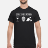 My nice button is out of order but my bite me parrot shirt shirt - Im a simple womana shirt men s t shirt black front 1 100x100