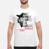 Turkey Hunter shoot Em in the pecker shirt shirt - having strong enemies is a blessing nipsey 1985 2019 shirt men s t shirt white front 1 100x100