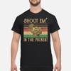 Boot edge edge 2020 shirt shirt - shoot em in the pecker shirt men s t shirt black front 1 100x100