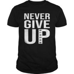 Salah Never give up shirt, hoodie shirt - Never give up shirt 247x247