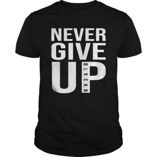 Salah Never give up shirt, hoodie shirt - Never give up shirt 510x510