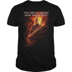 You are my queen now and always Daenerys shirt shirt - You are my queen now and always Daenerys shirt 247x247