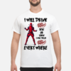 Salah Never give up shirt, hoodie shirt - deapool i will drink dr pepper here on there i will drink shirt men s t shirt white front 1 100x100