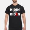 Squat like Jason Momoa is behind you shirt shirt - hidin from biden shirt men s t shirt black front 1 100x100