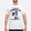 I never received my acceptance letter to Hogwarts so I'm leaving the shire Jedi shirt shirt - listen here bud america deserve 9 11 shirt men s t shirt white front 1 100x100
