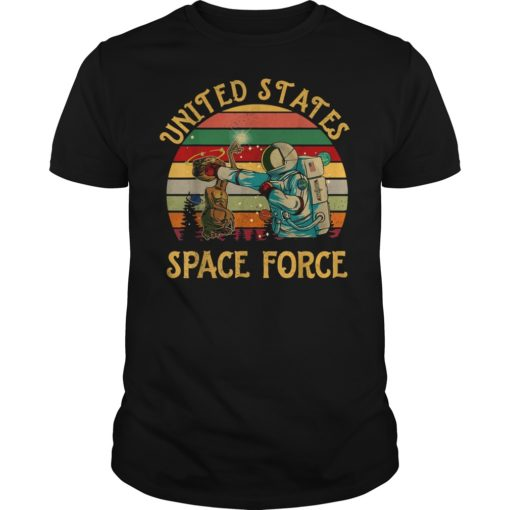 Alien United States space force shirt shirt - Alien United states space force shirt 510x510