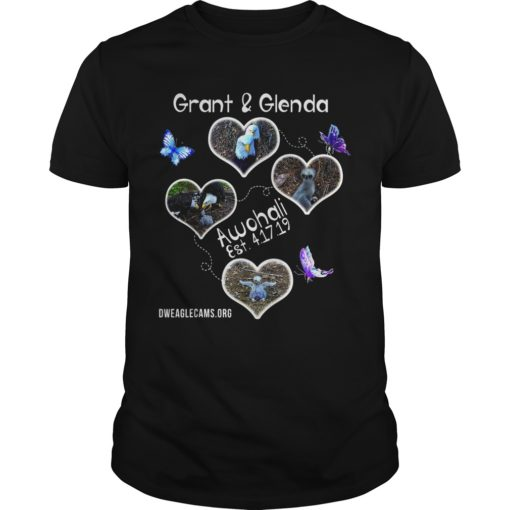 Eagle Cam Grant and Glenda shirt shirt - Eagle Cam Grant and Glenda. 510x510