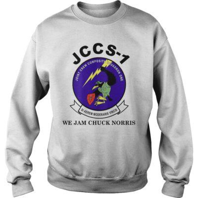 JCCS-1 We Jam Chuck Norris shirt shirt - JCCS 1 we jam chuck norris shirtvvv 400x400