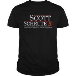 Scott schrute 20 make scranton great again shirt shirt - Scott schrute 20 make scranton great again. 247x247