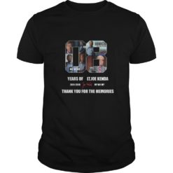 08 years of Lt. Joe Kenda thank you for the memories shirt shirt - 08 years of Lt. Joe Kenda thank you for the memories shirt 247x247