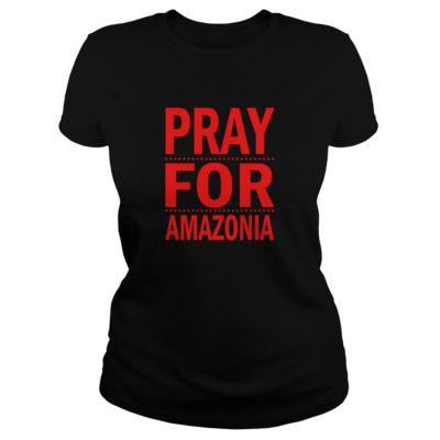 Pray For Amazonia shirt shirt - Pray For Amazonia shirtvv 400x400