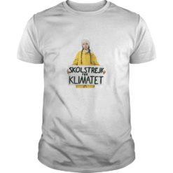 Greta Thunberg Skolstrejk For Klimatet shirt shirt - Greta Thunberg Skolstrejk For Klimatet shirt 247x247