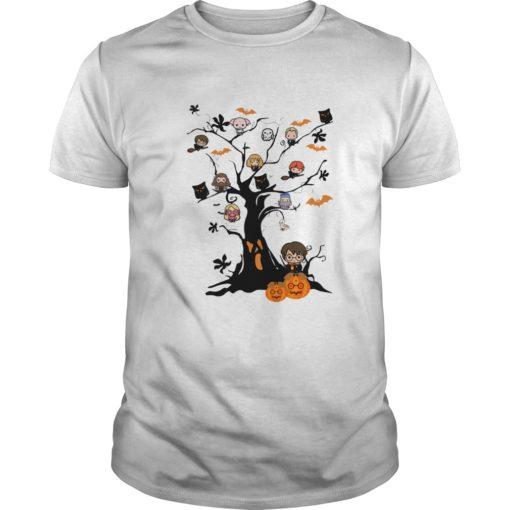 Harry Potter Halloween Tree shirt shirt - Harry Potter Halloween Tree shirt 510x510