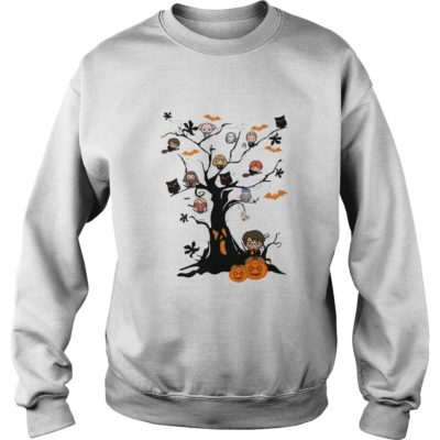 Harry Potter Halloween Tree shirt shirt - Harry Potter Halloween Tree shirtvvv 400x400