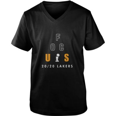 Anthony Davis Focus 20/20 Lakers shirt shirt - One special t shirt for you one of the best choice. If you love it shirt you can buy now in the here.v 400x400
