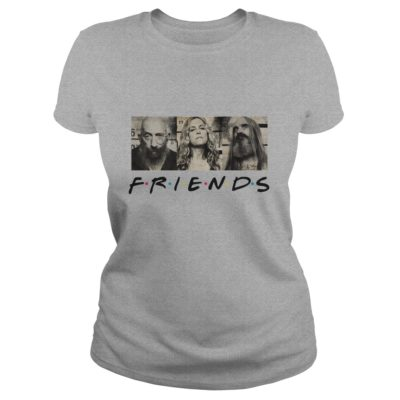 Rob Zombie 3 From Hell Friends shirt shirt - Rob Zombie 3 From Hell Friends shirtvv 400x400