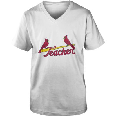 St. Louis Cardinals Teacher shirt shirt - So simple t shirt for you one the best choice. With full styles size custom colors for everybody.v 400x400