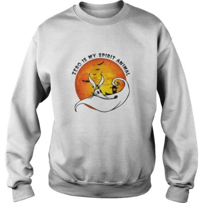 Zero Is my Spirit Animal Halloween Moon shirt shirt - Zero Is my Spirit Animal Halloween Moon sh Copy 400x400