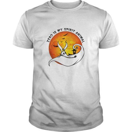 Zero Is my Spirit Animal Halloween Moon shirt shirt - Zero Is my Spirit Animal Halloween Moon shirt Copy 510x510