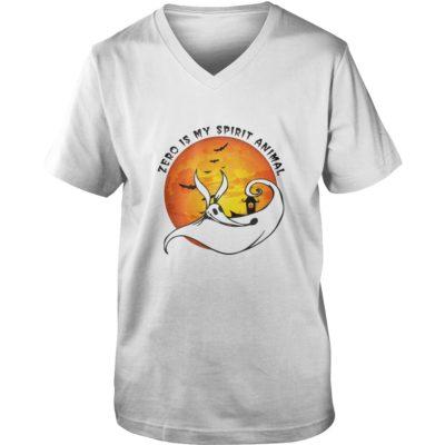 Zero Is my Spirit Animal Halloween Moon shirt shirt - Zero Is my Spirit Animal Halloween Moon shirtv Copy 400x400