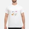 Unicorn Other 45 Year Olds Me shirt shirt - unicorn other bosses me shirt men s t shirt white front 1 100x100