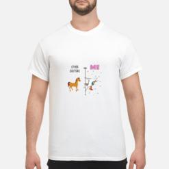 Unicorn Other Doctors Me shirt shirt - unicorn other docters me shirt men s t shirt white front 247x247