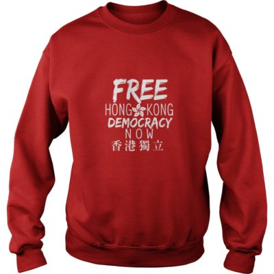 Free Hong Kong Democracy Now shirt shirt - Free Hong Kong Democracy Now shirtvvv 400x400