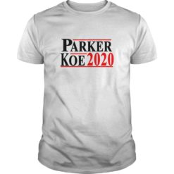 Parker Koe 2020 shirt shirt - Parker Koe 2020 shirt 247x247