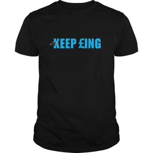 Carolina Panthers Keep Pounding shirt shirt - So always available for the chosen of you. If you are looking for this awesome t shirt you can buy now in the store of us. 510x510