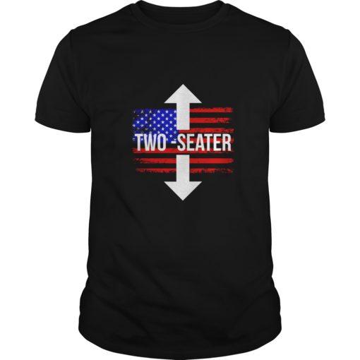 Trump Rally Two Seater shirt shirt - Trump Rally Two Seater shirt 510x510