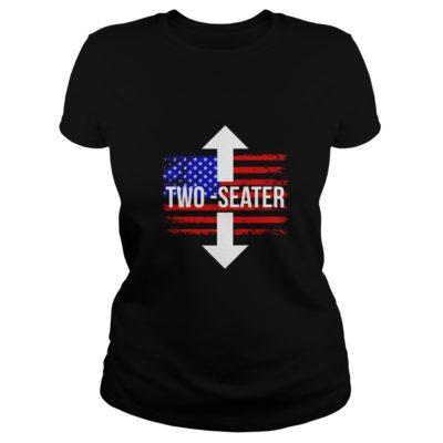 Trump Rally Two Seater shirt shirt - Trump Rally Two Seater shirtv 400x400