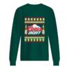 Verlander Cole Vs The World shirt shirt - coors light christmas sweater unisex sweatshirt bottle green front 100x100