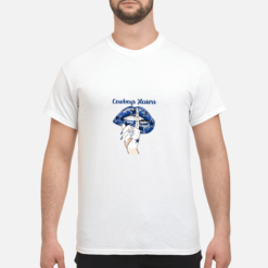 Lip Cowboys hater shut the fuck up shirt shirt - lip cowboys hater shut the fuck up shirt men s t shirt white front 1 247x247