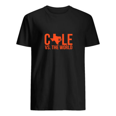 Verlander Cole Vs The World shirt shirt - verlander cole vs the world t shirt men s t shirt black front 400x400