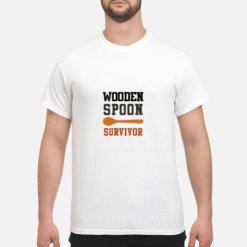 Wooden spoon survivor shirt shirt - wooden spoon survivor shirt hoodie men s t shirt white front 1 247x247
